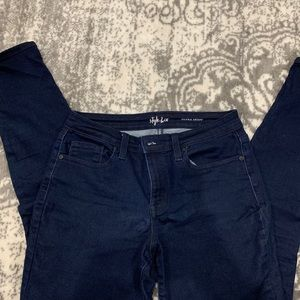 Style & Co Jeans - Dark denim skinny jeans